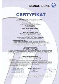 Gwarancja Ubezpieczeniowa 2010